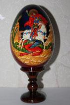 Яйцо Православное,  Ручная роспись