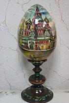 """Яйцо """"Храм Василия Блаженного"""" Старая Москва"""