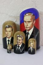 """Матрешка мини """"Путин"""""""