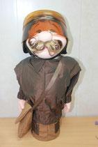 "Кукла бар ""Летчик в шлеме"""