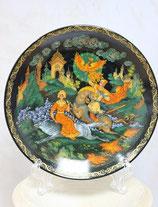 Тарелка сувенирная 10-29