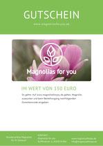 Gutschein im Wert von 150 Euro