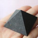 SCHUNGIT pyramid 5x5 matt