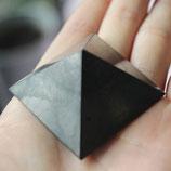SCHUNGIT pyramid 4x4 polish