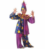STAR CLOWN  - 8/10 anni (140 cm) - 38617