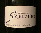 2011 Solter Brut Reserve Riesling Sekt, Berg Roseneck