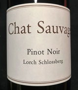 2015 Chat Sauvage, Pinot Noir, Lorch Schlossberg