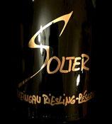 2012 Solter Brut Reserve Riesling Sekt, Berg Roseneck