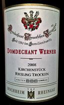 2008 Domdechant Werner, Riesling, Kirchenstück 1. Gewächs