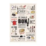 Torchon La Cuisine Française