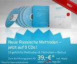 CD Paket - Neue Russische Methoden