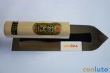 Japanische Kelle 210 x 65 x 0,3 mm; vorne spitz