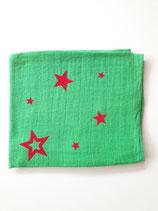 Noschi mittelgrün mit Sterne rot