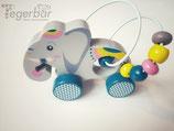 Schiebetier Elefant