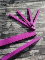 Holzmeter Violett