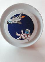 Nachtlicht rund, Astronaut