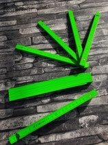 Holzmeter grün