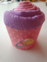 Cup Cakes rosa/lila