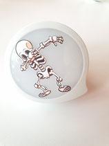 Nachtlicht mit Sensor, Skelett