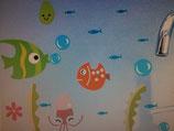 Wand Sticker Fische