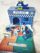 Spielkoffer  Polizei