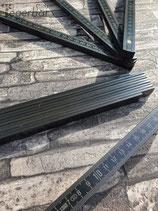 Holzmeter Schwarz