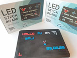 LED Steck Board