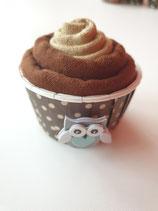 Cup Cakes beige/schoggibraun