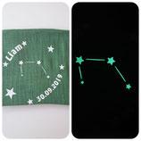 Noschi mit Sternenbild / Sternzeichen 60 x 60cm