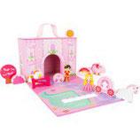Spielkoffer Prinzesinnenschloss