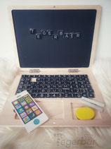 Holz Laptop