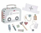 Arztkoffer silber