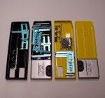"""Seitenverkleidung """"XXL-V8"""", schwarz (887), weiß (905), gelb (906), rot (907), blau (908) für 2-Achs Sattelzugmaschine"""