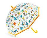 Regenschirm Weltraum