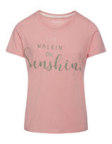 "Pyjama T- Shirt ""Wild Flowers"""