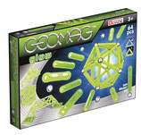 Geomag Color Glow 64- teilig