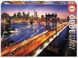 Manhattan 3000 Teile