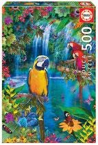 Bird Tropical Land 500 Teile