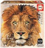 Puzzle Löwenkopf