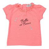 """Dirkje T- Shirt  """"Belle et beau"""""""