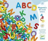 Magnete 83 Buchstaben gross