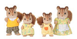 Walnut Squirrel Family von Sylvanian Families