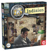 """""""13 Indizien"""" Gesellschaftsspiel"""