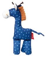 Giraffe blau von Sigikid