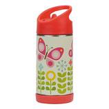 Trinkflasche Schmetterlinge