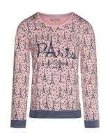 "Pyjama Pullover ""Paris mon cherie"""