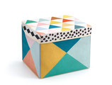Aufbewahrungsbox Geometrisch