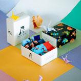 Sockenbox Origami Herren