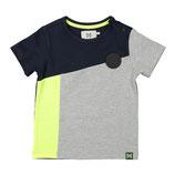 Koko Noko T- Shirt mit Kontraststreifen