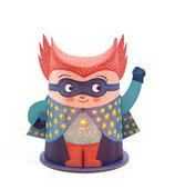 Mini Nachtlicht Mister Super